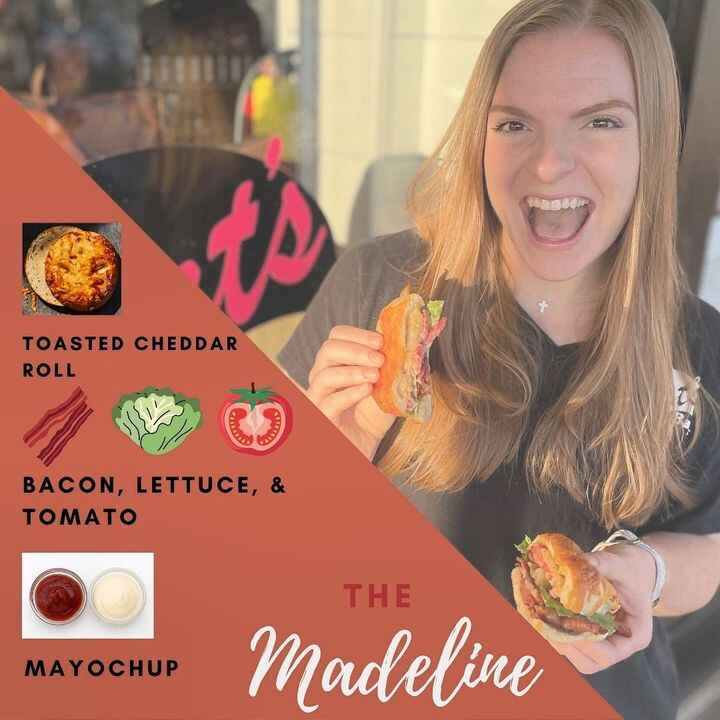 Have you been in to try our Bagel of the Month yet?! Come in and try Madeline's bagel and enter to win a $10 Art's Gift ...