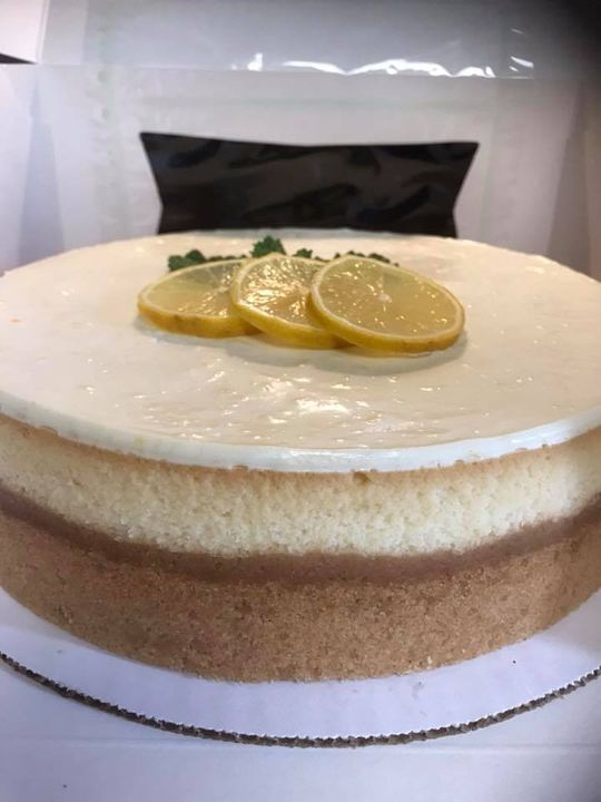 When Life gives you lemons, Say Cheez...Cake!