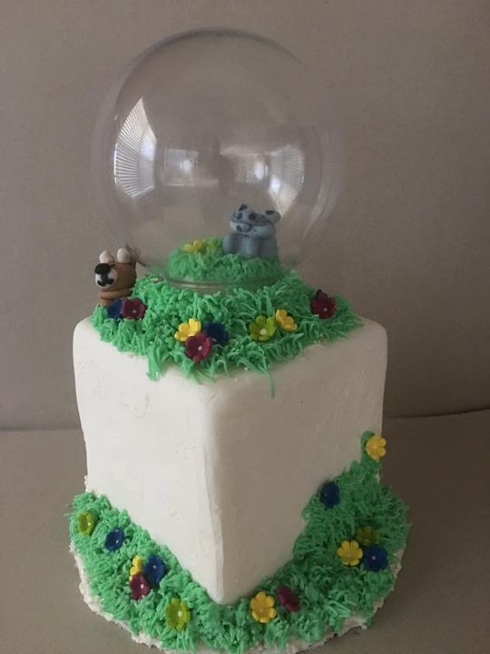 Spring is in the air. Do you need a communion cake, Easter cake, Passover, or birthday cake. Any special occasions. Want...