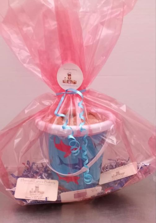 Sydney's Cookie Pails Are Now On Sale.For $25, You Get 3 Dozen Cookies Packaged In A Cute Beach Pail.  ALL Funds Will He...