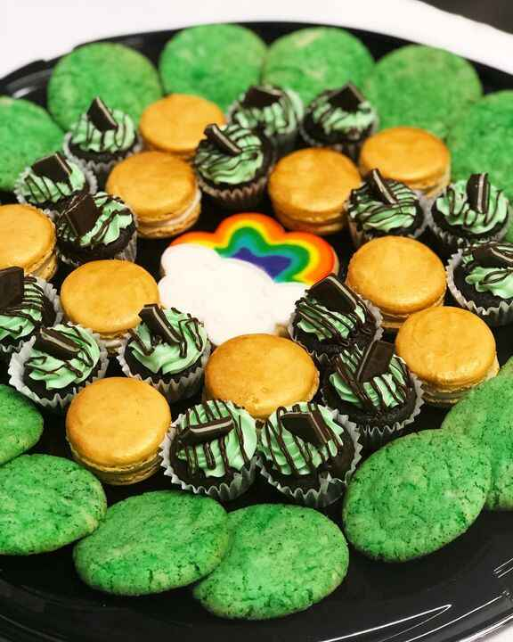 We may not be able to have the Wearin' of the Green parade this year, but that doesn't mean we can't celebrate! This tra...
