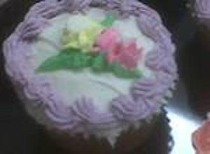 This is our made from scratch vanilla cupcake with fresh buttercream frosting.  As with all of our cupcakes, they are ma...